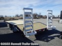 Stock Photo - Trailer is gray