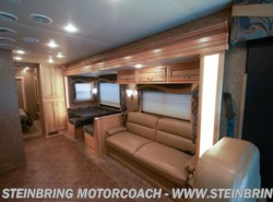 Used 2015  Newmar Canyon Star 3920 TOY HAULER by Newmar from Steinbring Motorcoach in Garfield, MN
