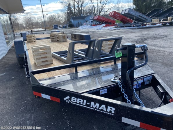 "2021 Bri-Mar Equipment Trailer 82""W X 20"