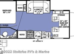 New 2017  Forest River Sunseeker MBS 2400W by Forest River from Stoltzfus RV's & Marine in West Chester, PA