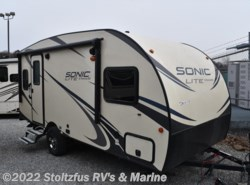 New 2018  Venture RV Sonic SL169VRD by Venture RV from Stoltzfus RV's & Marine in West Chester, PA
