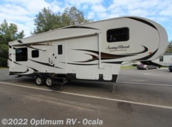 Used 2012 SunnyBrook Harmony 289 FWRLS available in Ocala, Florida