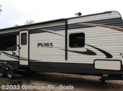 New 2016  Forest River  Puma Travel Trailer 30 RKSS by Forest River from Optimum RV in Ocala, FL
