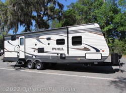 New 2016  Forest River  Puma Travel Trailer 28 FQDB by Forest River from Optimum RV in Ocala, FL