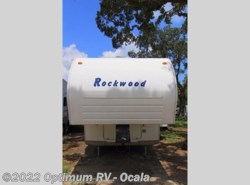 Used 2004  Forest River Rockwood 8285 SS by Forest River from Optimum RV in Ocala, FL