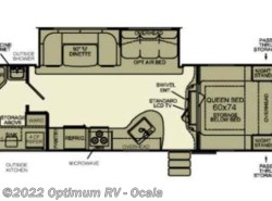 Used 2013  EverGreen RV Sun Valley S29RBK by EverGreen RV from Optimum RV in Ocala, FL