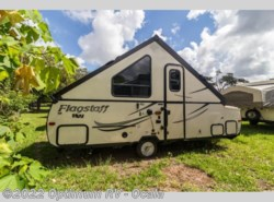 New 2018  Forest River Flagstaff Hard Side High Wall Series 21QBHW by Forest River from Optimum RV in Ocala, FL