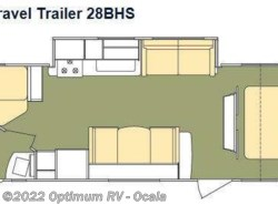 Used 2012  Shasta Freeport 28BHS by Shasta from Optimum RV in Ocala, FL