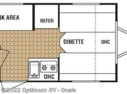 Used 2008  Dutchmen Eco 716FD by Dutchmen from Optimum RV in Ocala, FL