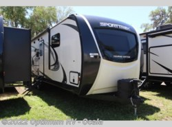 New 2019  Venture RV SportTrek Touring Edition 302VRB by Venture RV from Optimum RV in Ocala, FL
