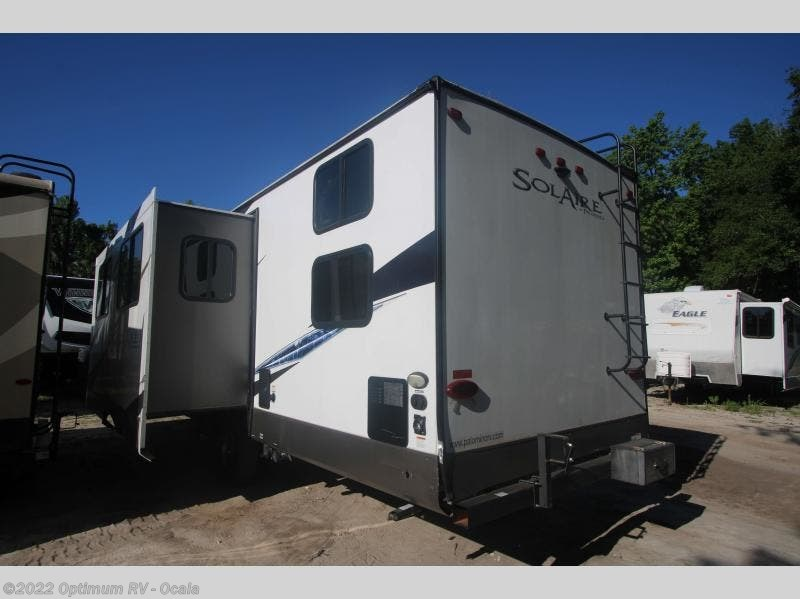 2019 Palomino Solaire Ultra Lite 292QBSK