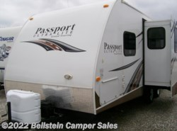 Used 2013  Keystone Passport Ultra Lite Grand Touring 2300BH by Keystone from Beilstein Camper Sales in La Grange, MO