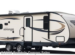 New 2017  Forest River Salem Hemisphere Lite 26BHKHL by Forest River from Beilstein Camper Sales in La Grange, MO