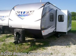 New 2018  Forest River Salem T26TBUD by Forest River from Beilstein Camper Sales in La Grange, MO