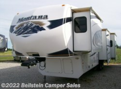 Used 2011  Keystone Montana Hickory 3615RE by Keystone from Beilstein Camper Sales in La Grange, MO