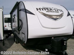 New 2018  Forest River  Hemisphere TT HyperLyte 23RBHL by Forest River from Beilstein Camper Sales in La Grange, MO