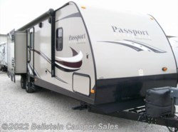 Used 2015  Keystone Passport TT Grand Touring 3320BH by Keystone from Beilstein Camper Sales in La Grange, MO