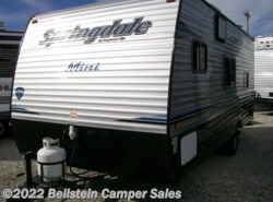 New 2018  Keystone  Summerland TT Mini 1800BH by Keystone from Beilstein Camper Sales in La Grange, MO