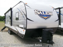 New 2019  Forest River Salem TT 28RLSS by Forest River from Beilstein Camper Sales in La Grange, MO