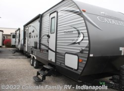 Used 2016  Coachmen Catalina 263RLS by Coachmen from Colerain RV of Indy in Indianapolis, IN