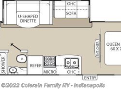 Used 2014 Coachmen Freedom Express Liberty 292BHDS available in Indianapolis, Indiana