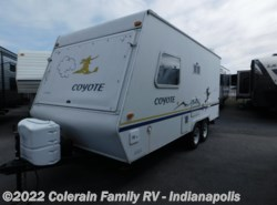 Used 2002  K-Z Coyote 16C by K-Z from Colerain RV of Indy in Indianapolis, IN