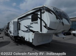 Used 2012  Keystone Raptor 381LEV by Keystone from Colerain RV of Indy in Indianapolis, IN