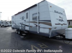 Used 2009  Forest River Salem 30BHSS by Forest River from Colerain RV of Indy in Indianapolis, IN