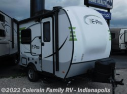 Used 2017  Forest River Flagstaff E-Pro 14FK by Forest River from Colerain RV of Indy in Indianapolis, IN