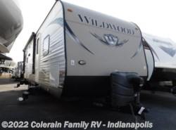 Used 2015 Forest River Wildwood 27RLSS available in Indianapolis, Indiana