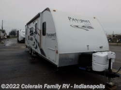Used 2010  Keystone Passport 286RB by Keystone from Colerain RV of Indy in Indianapolis, IN