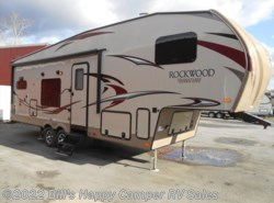 New 2017  Forest River Rockwood Signature Ultra Lite 8280WS by Forest River from Bill's Happy Camper RV Sales in Mill Hall, PA
