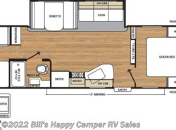 New 2018  Coachmen Catalina SBX 301BHS CK by Coachmen from Bill's Happy Camper RV Sales in Mill Hall, PA