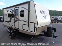 New 2018  Forest River Rockwood Mini Lite 2104S by Forest River from Bill's Happy Camper RV Sales in Mill Hall, PA