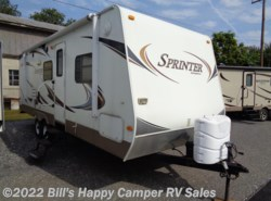 Used 2010  Keystone Sprinter 250RBS