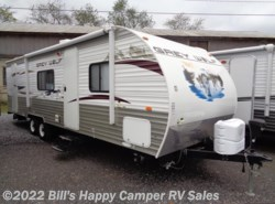 Used 2012  Forest River Cherokee Grey Wolf 27BHKS by Forest River from Bill's Happy Camper RV Sales in Mill Hall, PA