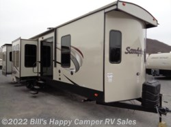 New 2018  Forest River Sandpiper 403RD by Forest River from Bill's Happy Camper RV Sales in Mill Hall, PA