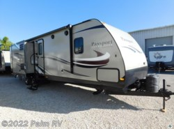 Used 2015  Keystone Passport 3320BH