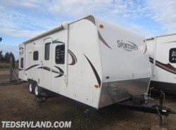 Used 2012  K-Z Sportsmen S242SBH by K-Z from Ted's RV Land in Paynesville, MN