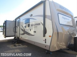 New 2017  Forest River Rockwood Signature Ultra Lite 8329SS by Forest River from Ted's RV Land in Paynesville, MN