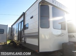 New 2017  Keystone Retreat 39FKSS by Keystone from Ted's RV Land in Paynesville, MN