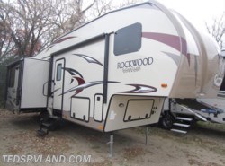 New 2017  Forest River Rockwood Signature Ultra Lite 8289WS by Forest River from Ted's RV Land in Paynesville, MN
