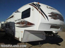 Used 2010  Keystone Copper Canyon 252FWRLS by Keystone from Ted's RV Land in Paynesville, MN