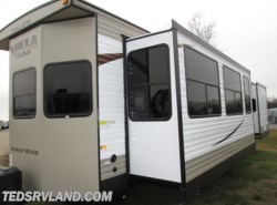 New 2017  Forest River Salem Villa Estate 394FKDS by Forest River from Ted's RV Land in Paynesville, MN