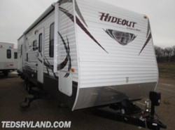 Used 2012  Keystone Hornet Hideout 30BHDS by Keystone from Ted's RV Land in Paynesville, MN