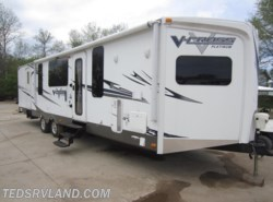 Used 2012  Forest River V-Cross Platinum 32V FKS by Forest River from Ted's RV Land in Paynesville, MN