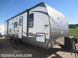 Used 2016  Keystone Hideout 27DBS by Keystone from Ted's RV Land in Paynesville, MN