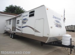 Used 2008  Keystone Sprinter 371BHS by Keystone from Ted's RV Land in Paynesville, MN
