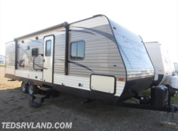 Used 2018  K-Z Sportsmen 271BHLE by K-Z from Ted's RV Land in Paynesville, MN
