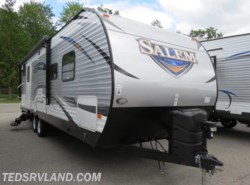New 2018  Forest River Salem 32BHI by Forest River from Ted's RV Land in Paynesville, MN